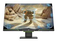 "HP 27x - Monitor LED - 27"""