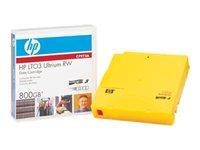 HP Ultrium 800GB Non-Custom Label media has a unique pre-sequenc