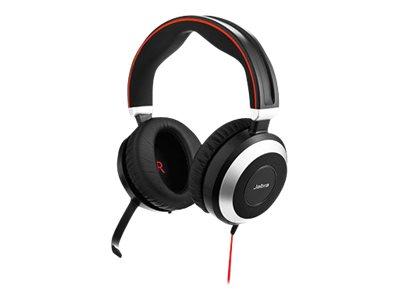 Jabra Evolve 80 UC stereo - hodesett 7899-829-209