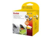 Kodak Ink Combo Pack - Black, multicolor - original - ink cartridge - for EasyShare 5100, 5300, 5500