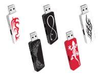 EMTEC M700 - clé USB - 8 Go