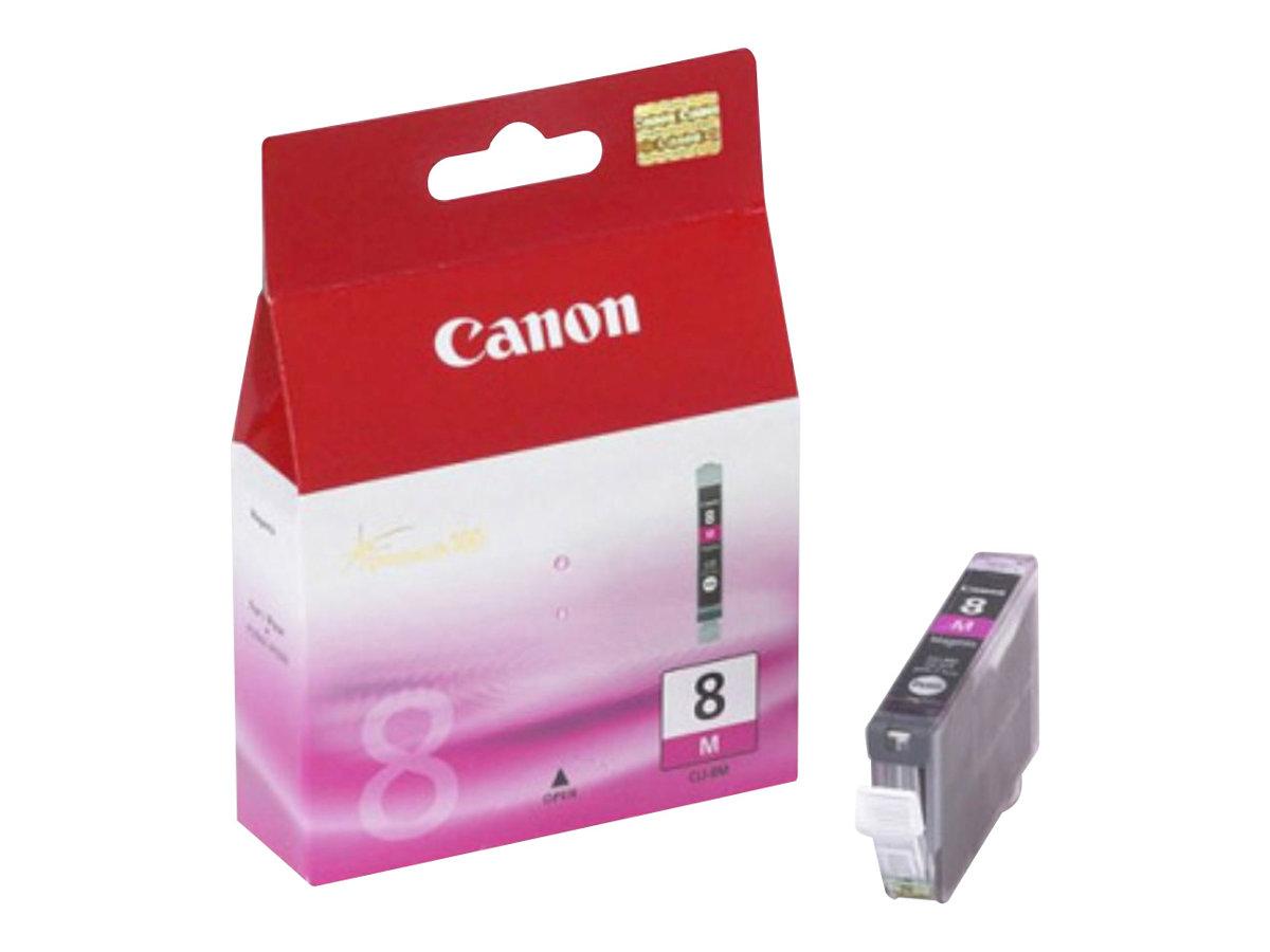 Canon CLI-8M - magenta - originale - réservoir d'encre