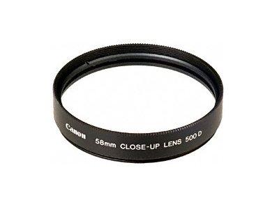 Canon - Detailní objektiv 500D - pro PowerShot Pro1, Pro90 IS, S2 IS, S3 IS, S5 IS