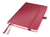LEITZ, Notebook Complete A6 squared red