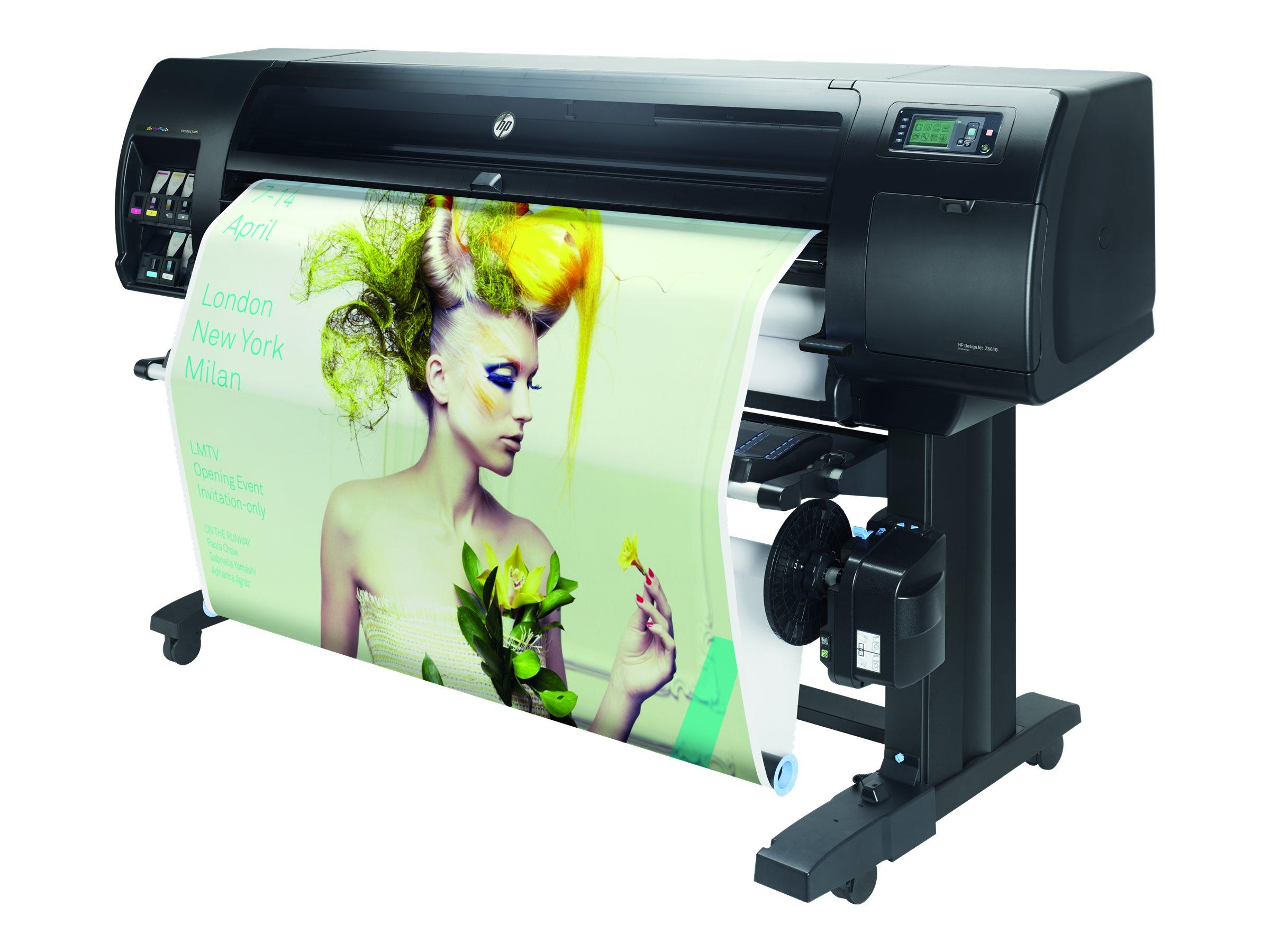 Netrix LLC - HP Inc  - HP DesignJet Z6610 Production