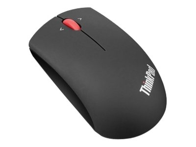 Image of Lenovo ThinkPad Precision Wireless Mouse - mouse - 2.4 GHz - graphite black