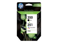 HP Cartouche Jet d'encre SD412EE#301