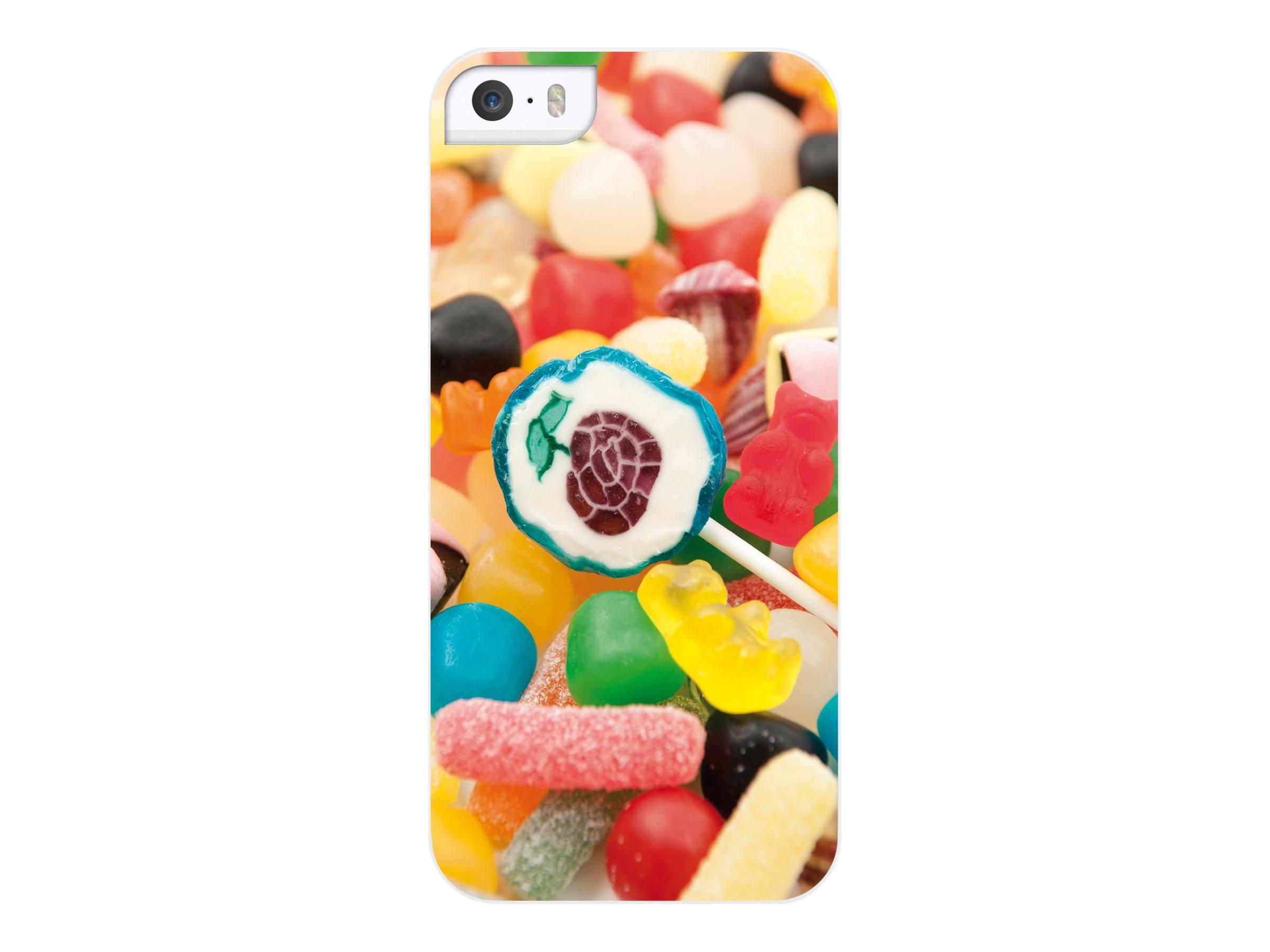 Muvit Bonbons Multicolore coque de protection pour téléphone portable