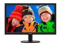 """Philips V-line 243V5LSB LED-skærm 23.6"""" 1920 x 1080 Full HD (1080p)"""