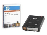 Hewlett Packard - Hp 1Pk 500Gb Rdx Remove Disc Car