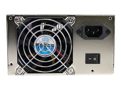 Image of StarTech.com Professional 530 Watt ATX12V 2.3 80 Plus Computer Power Supply Active PFC - power supply - 530 Watt