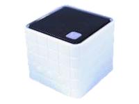 V7 Bluetooth wireless portable speaker SP5000-BT-WHT-9NC