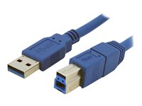 StarTech.com 10 ft SuperSpeed USB 3.0 Cable A to B
