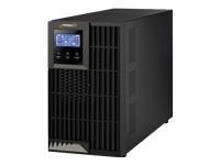 INFOSEC E4 LCD Pro 1500 - onduleur - 1350 Watt - 1500 VA
