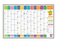 CBG Tendance Maxi - bank calendar