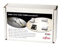 Fujitsu Consumable Kit - kit de consommables pour scanner