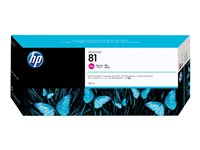 HP Cartucho de tinta Magenta (n�81)C4932A