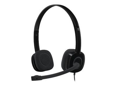 Logitech Stereo H151 - hodesett 981-000589