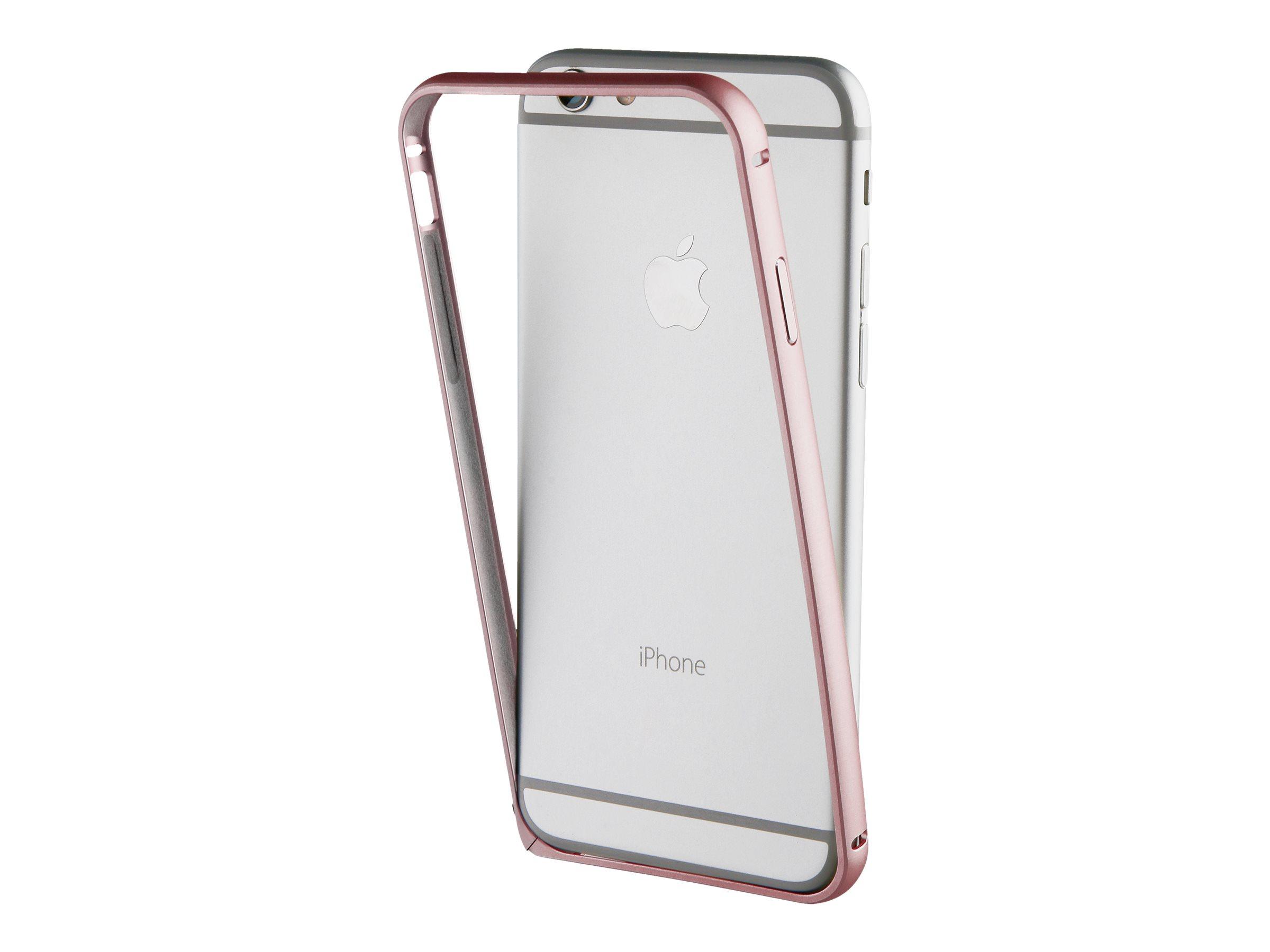 Muvit - coque pare-chocs pour iPhone 7 Plus - rosegold