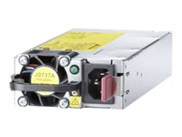 HPE X332 - Power supply - hot-plug / redundant (plug-in module) - AC 110-240 V - 1050 Watt - United States - for HPE Aruba 2920-48G-PoE+ 740 W (1050 Watt)