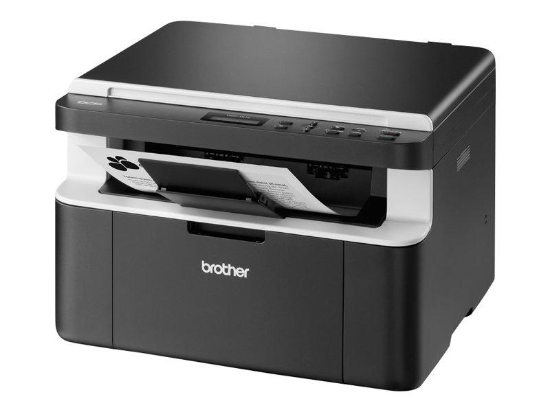 Brother DCP-1512A - imprimante multifonctions (Noir et blanc)