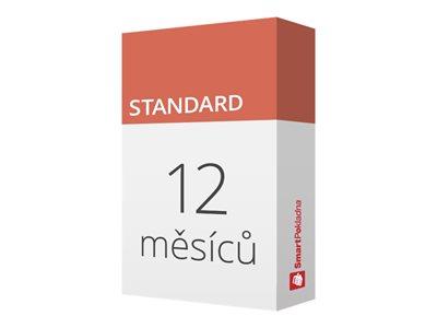 Markeeta Standard - Licence na předplatné (1 rok) - předplacený - čeština