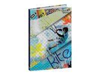 Quo Vadis Oneway - Eurotextagenda - 2017-2018 - 1 jour par page - 12 x 70 cm - coloris selon disponibilité