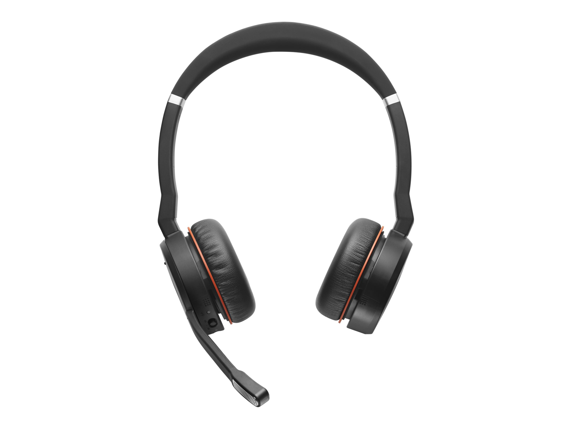 671b28d77 DCS - On ear - Jabra Evolve 75 MS Stereo Trådløs Sort Headset