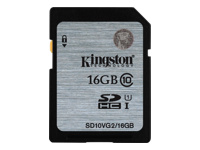 Kingston Produits Kingston SD10VG2/16GB