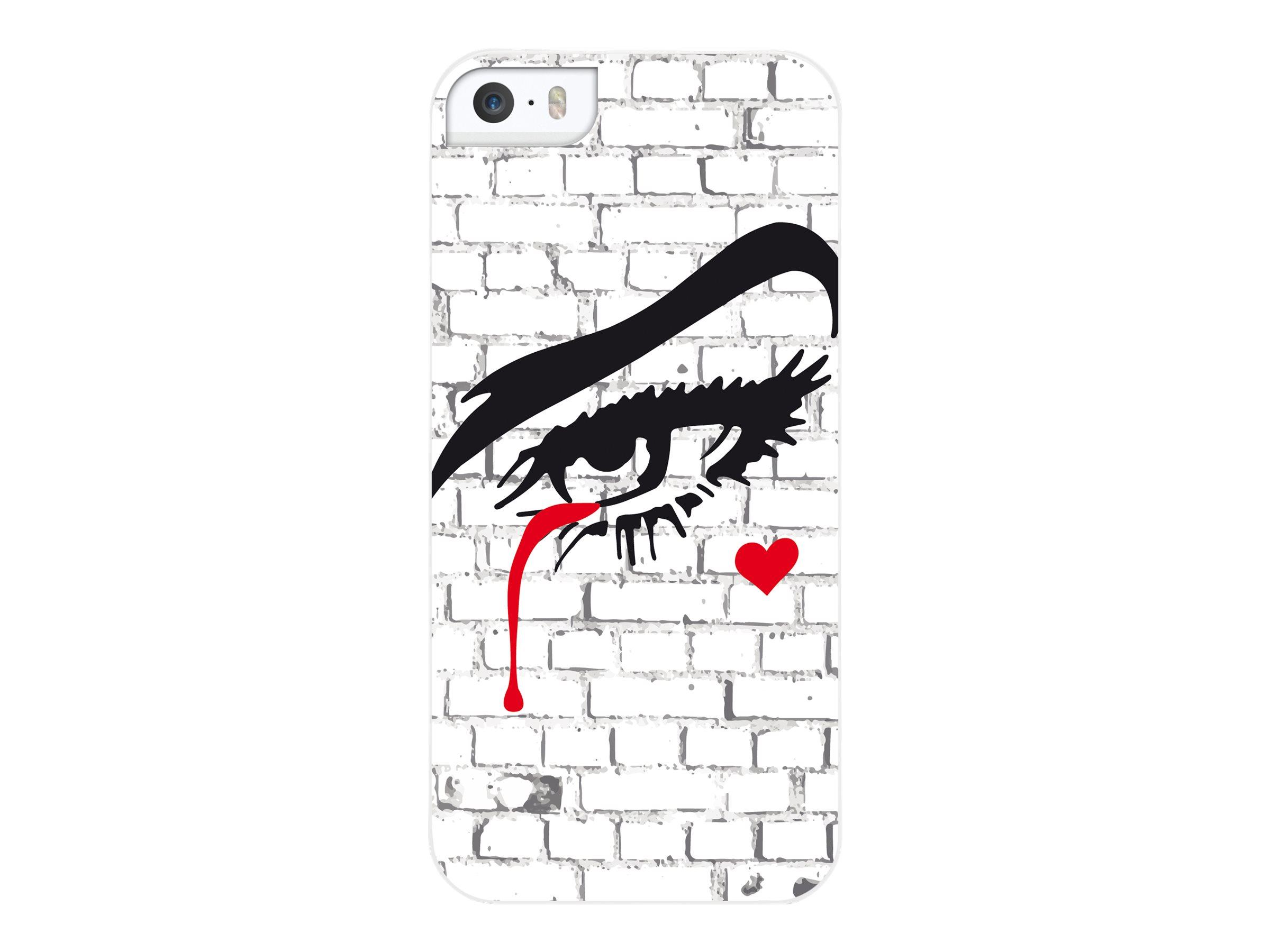 Muvit Œil Graffiti coque de protection pour téléphone portable
