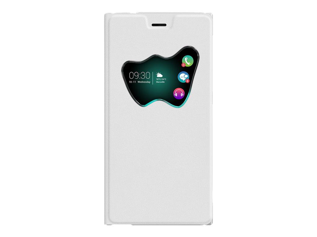 Wiko Folio W Vision protection à rabat pour téléphone portable