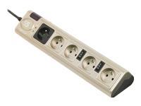 Infosec Câble et multiprise électrique 61274