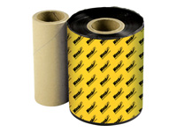 Wasp Wax - 1.6 in x 820 ft - print ribbon - for Wasp WPL305, WPL305EZ, WPL308, WPL608, WPL610, WPL614, WPL618