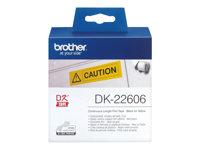 Etiqueta amarilla DK-22606