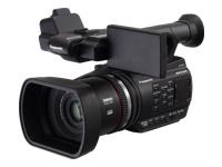 Panasonic AVCCAM AG-AC90 - caméscope - stockage : carte Flash