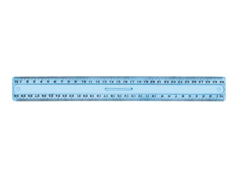 JPC Incassable - Double décimêtre - 20 cm