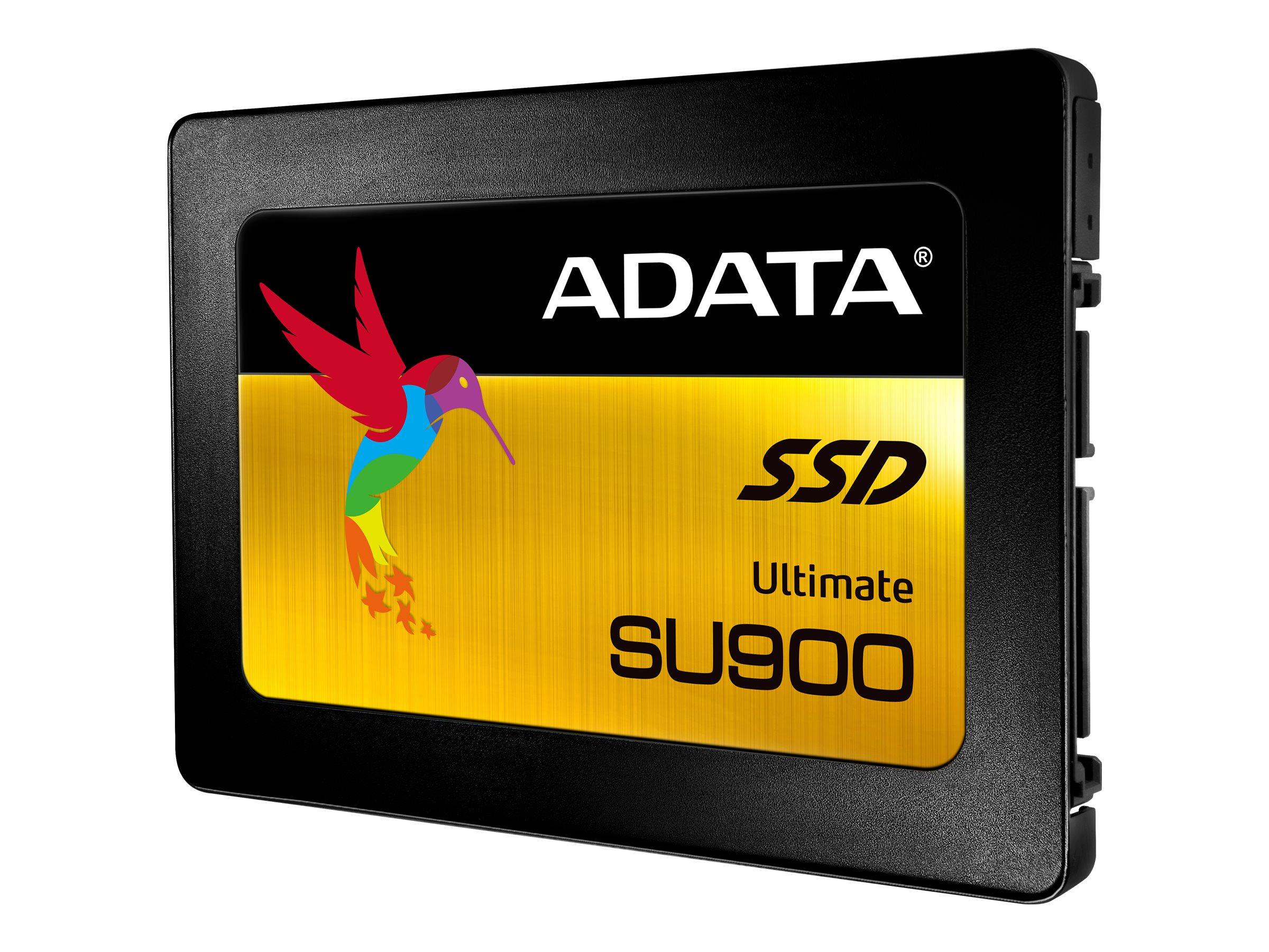 DCS - Bærbar Harddisk - ADATA Ultimate SSD SU900 1TB 2 5