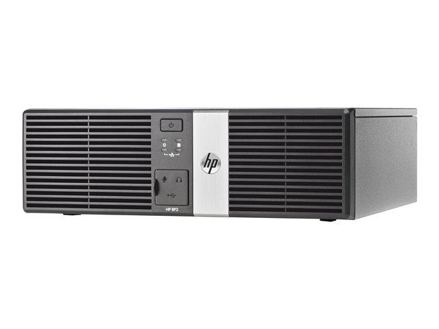 HP RP3 Retail System 3100 - Celeron 807UE 1 GHz - 4 GB - 128 GB M5U99EA#UUW
