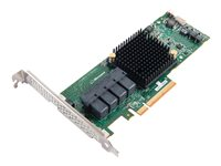 Adaptec, řadič / SATA/SAS RAID 71605E Single / 16 Port intern /