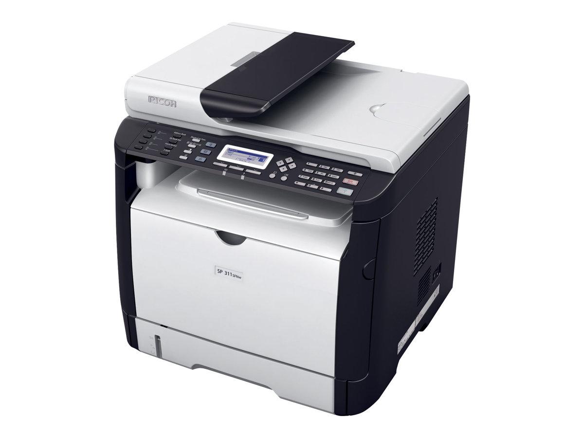 Ricoh SP 311SFN - imprimante multifonctions (Noir et blanc)