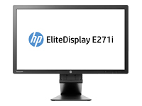 HP EliteDisplay E271i - écran LED - 27""