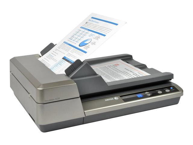 Scanner de bureau Maxiburo