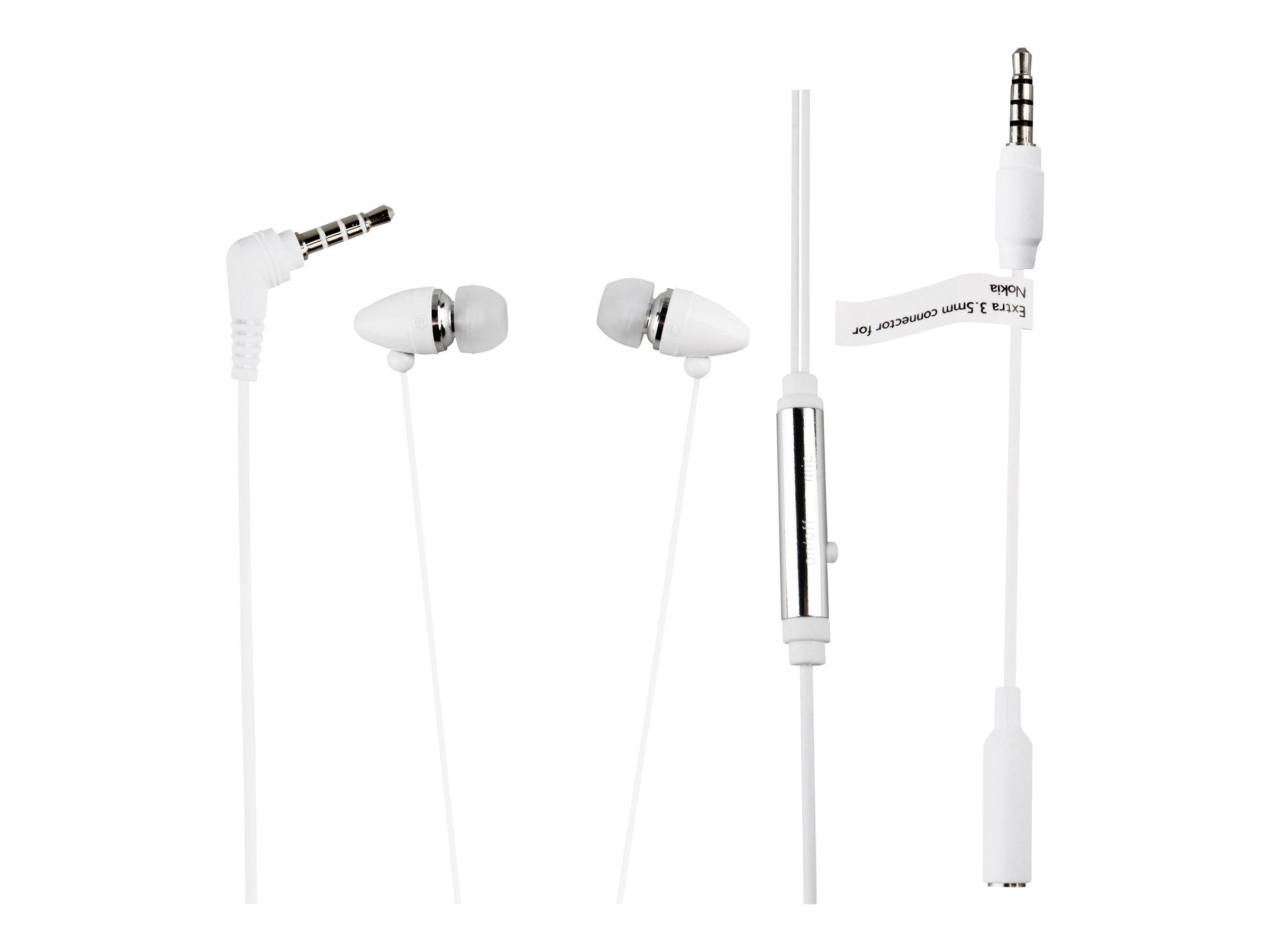 Muvit MUHPH0019 - écouteurs avec micro