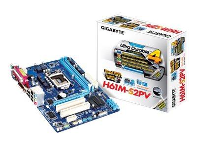 Gigabyte GA-H61M-S2PV