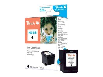 peach noir cartouche d 39 encre alternative pour hp. Black Bedroom Furniture Sets. Home Design Ideas
