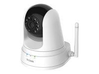 D-Link DCS 5000L Netværksovervågningskamera panering / hældningsvinkel