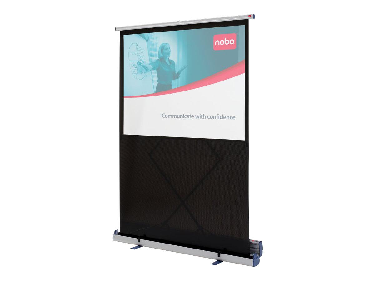 NOBO écran de projection avec support de pose au sol - 59 po ( 150 cm )