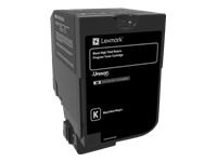 Lexmark Cartouches toner laser 84C2HK0