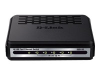 Dlinkgo 5-port 10/100 Desktop Switch DSS-5E