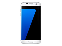 Samsung Galaxy S7 edge - SM-G935F - blanc - 4G LTE - 32 Go - GSM - téléphone intelligent Android